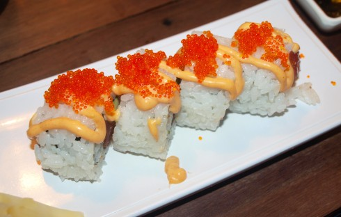 The Spicy Tuna Roll: Heavy On Tuna But Sadly Lacking In Spice