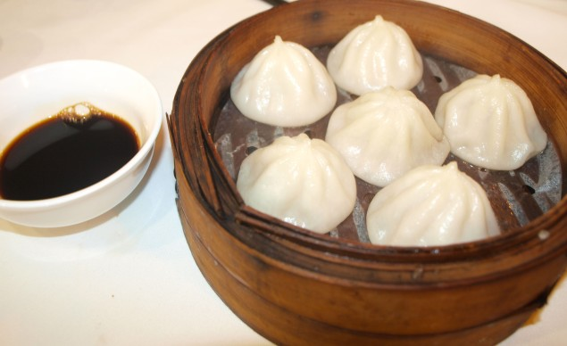 The Shanghai Dumplings: Very Good But You Can Find Better