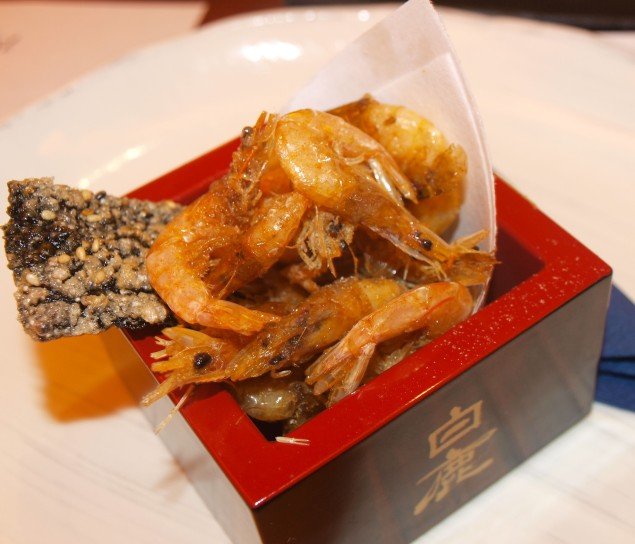 The Kawai Ebi: All The Deliciousness Of Prawns Eaten With The Convenience Of Popcorn