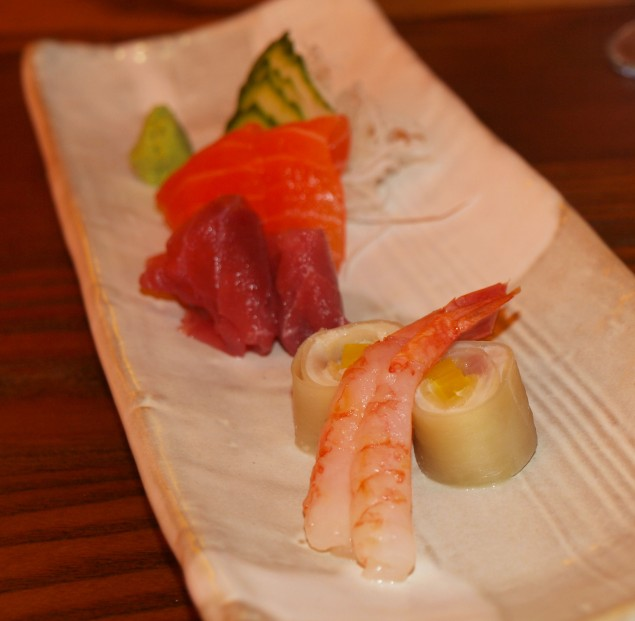 The Sashimi: From WA Waters To Your Plate Via A Skilled Man With A Very Sharp Knife