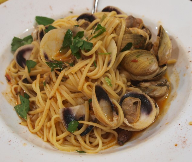 The Linguine Vongole: It'll Set You Back A Few Clams But It's Worth It