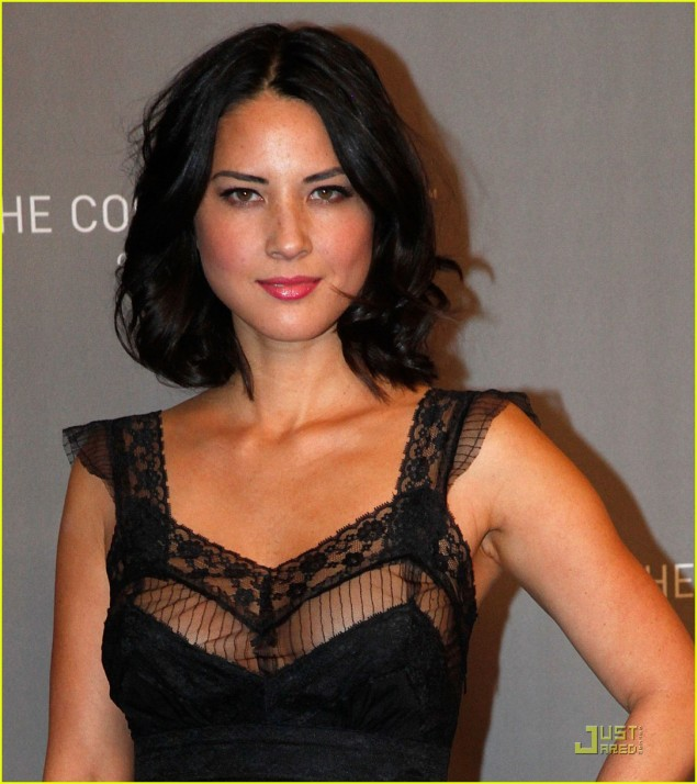 Olivia Munn: Living Proof That Those Anti Miscegenation Folks Had It So, So Very Wrong