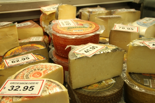The Wonderful World Of Re Store Cheese (Insert Cheesy Pun Here)