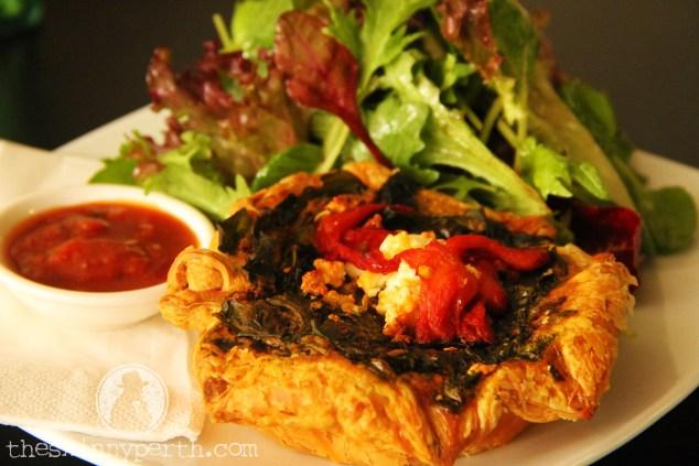 Spinach & Ricotta Tart: A Sensational Savoury Snack