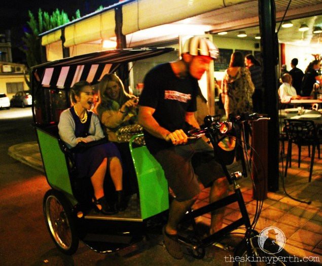 Screw Taxis Or Limos, Rickshaw Is The Only Real Way To Travel In Style