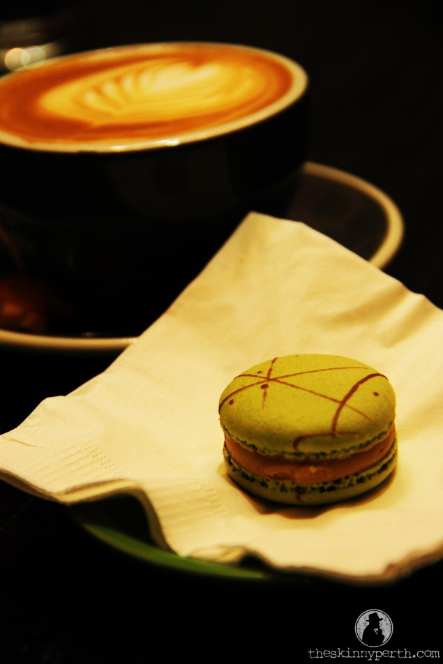 Coffee And A Macaron: The Perfect End To The Evening