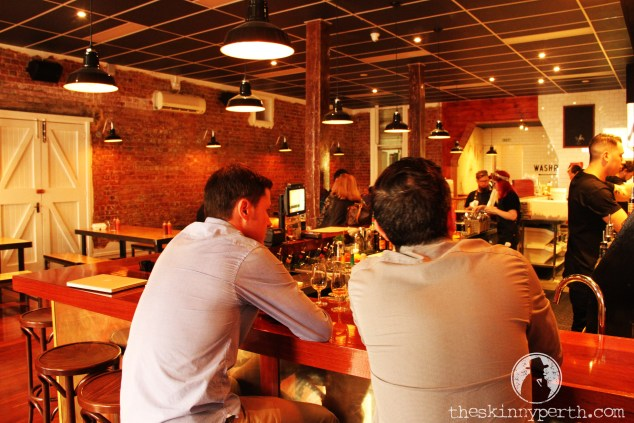 Inside Old Faithful: Stripped Back Hipster Chic And A Cosy, Informal Atmosphere
