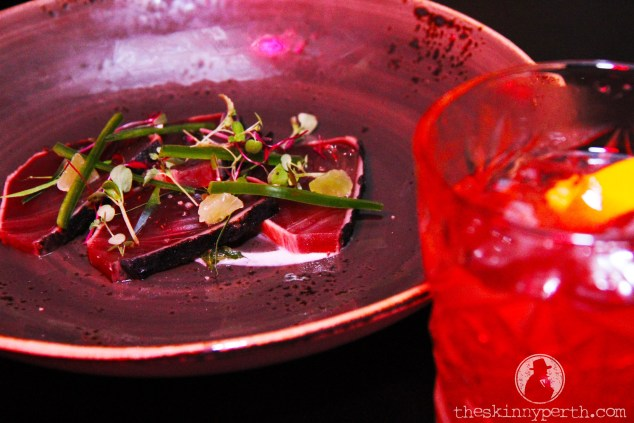 Tea Cured Tuna: Elegant Simplicity On A Plate